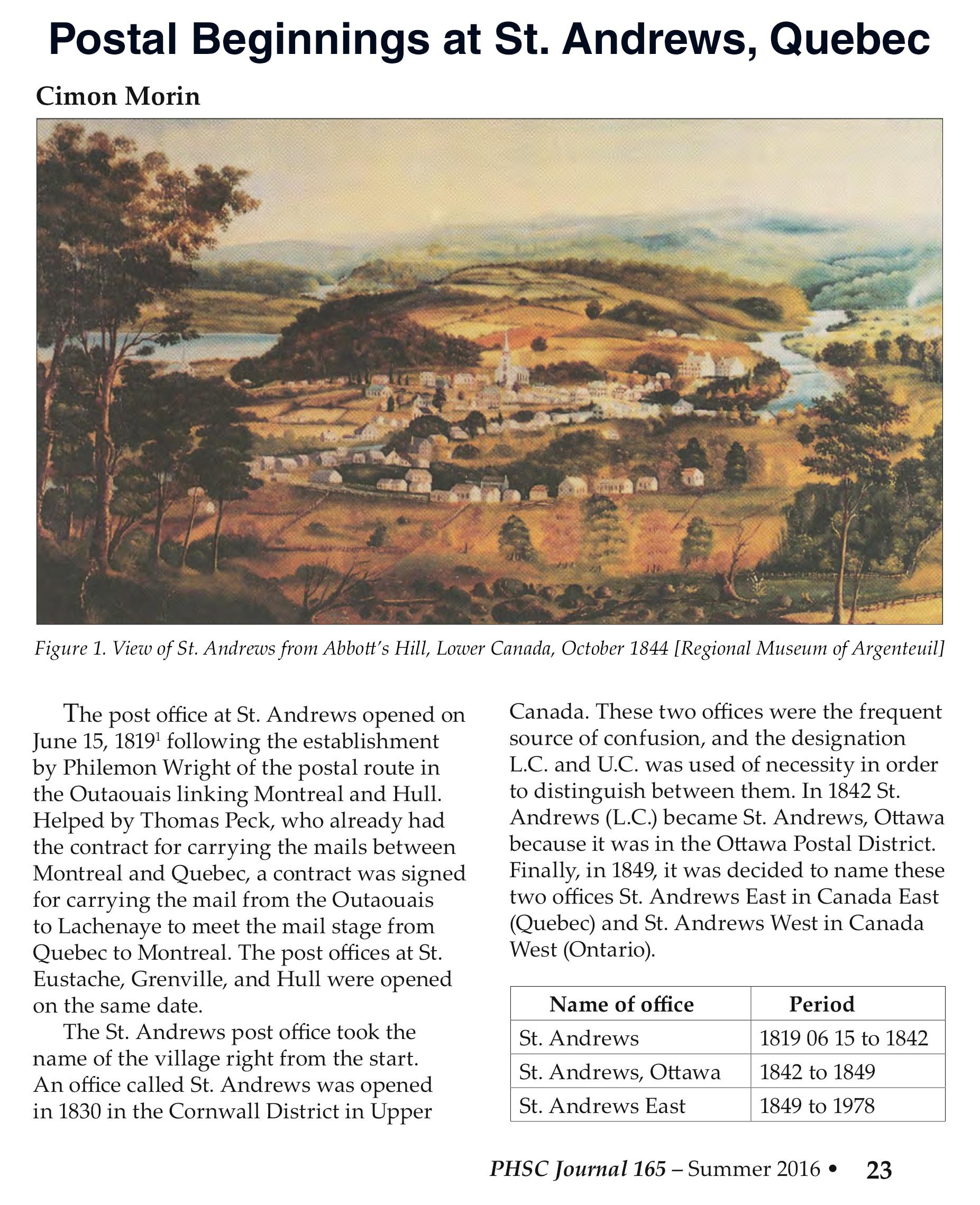 periodical essay history